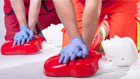 First Aid Training | CPR Certifications & Training